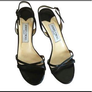 Jimmy Choo Jag slingback sandals